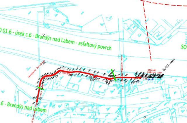 Polabská cyklostezka