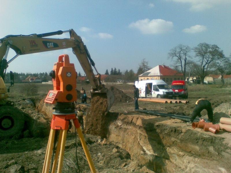 Inženýrská a stavební geodézie