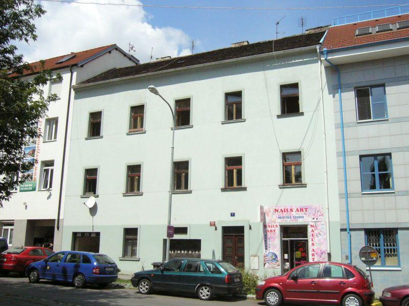 objekt č.p. 344, Praha 4-Michle